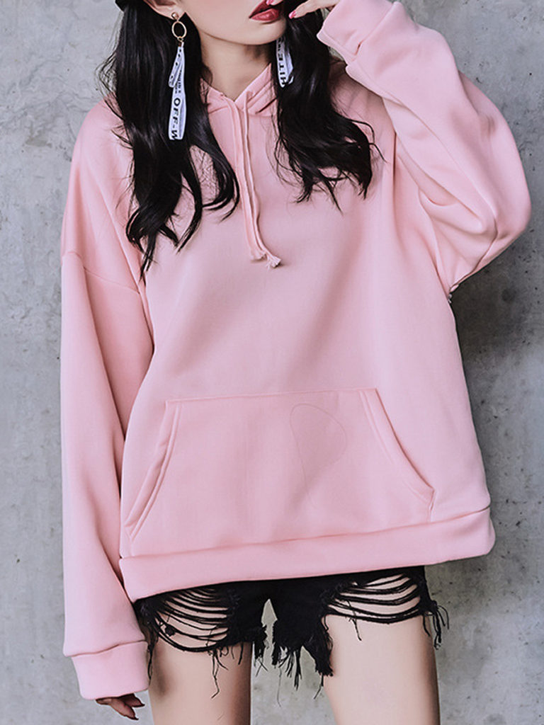 Long Sleeve Hoodies