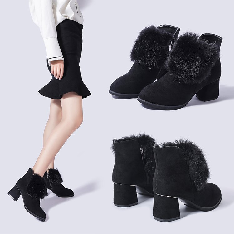 Toe Date Outdoor Boots