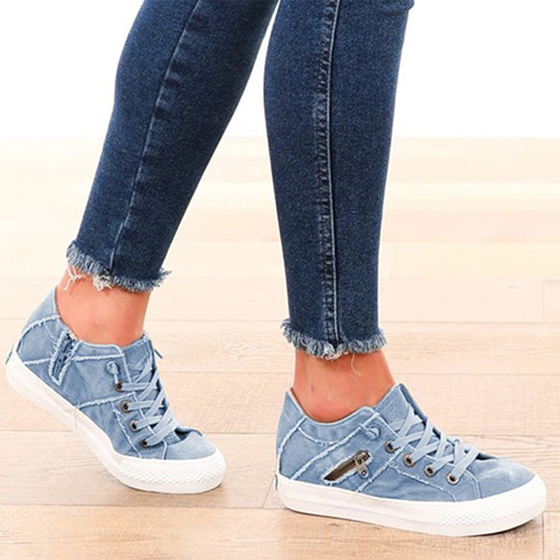 Women's flat casual Sneakers